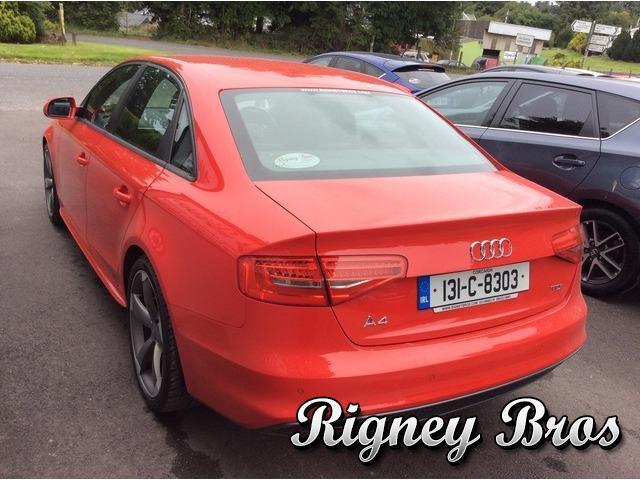 2013 Audi A4 - Image 4