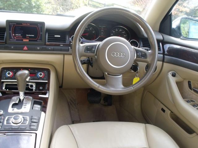 2005 Audi A8 - Image 20