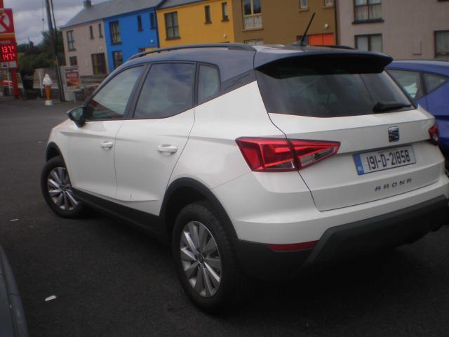 2019 SEAT Arona 1.0 TSI SE 115HP