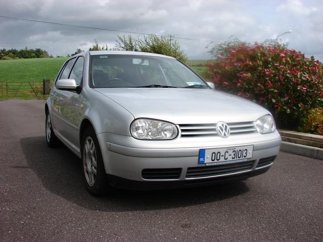 2000 Volkswagen Golf - Image 1