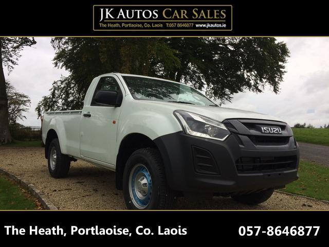 2018 Isuzu D-MAX SINGLE CAB 4X4