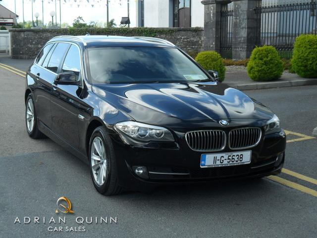 2011 BMW 5 Series - Image 4