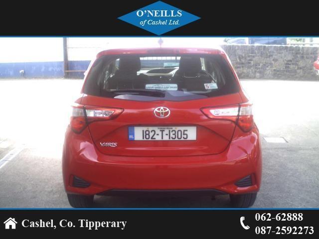 2018 Toyota Yaris - Image 5