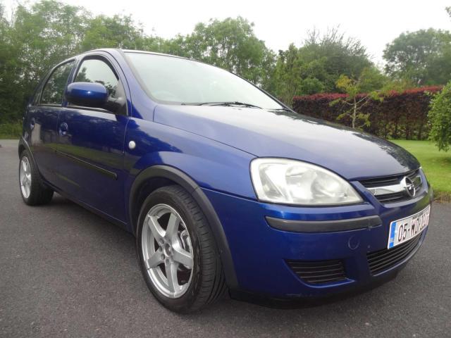 2005 Opel Corsa 1.2 Petrol