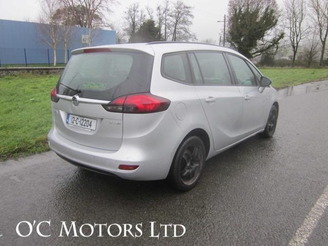 2012 Vauxhall Zafira Tourer - Image 5