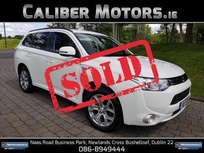 Caliber Motors Ltd - 2015 Mitsubishi Outlander