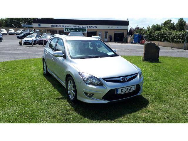 2012 Hyundai i30 1.6 CRDI COMFORT