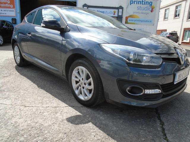 2016 Renault Megane 1.5 Diesel