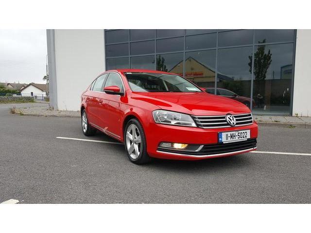 2011 Volkswagen Passat 2.0 Diesel