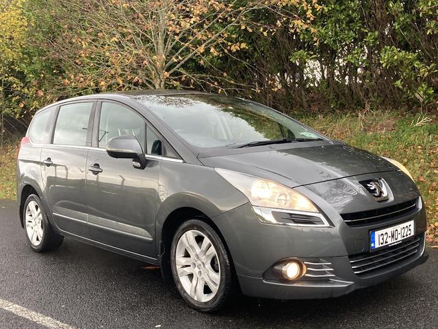 2013 Peugeot 5008 2.0 Diesel