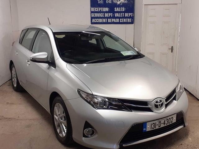 2013 Toyota Auris 1.3 Petrol