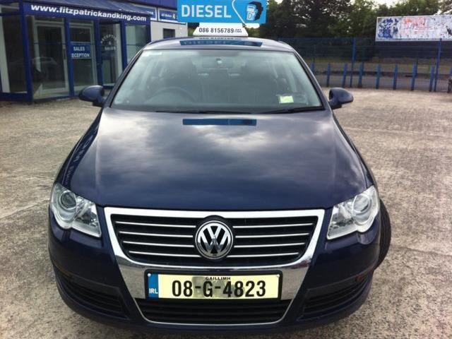 2008 Volkswagen Passat - Image 1