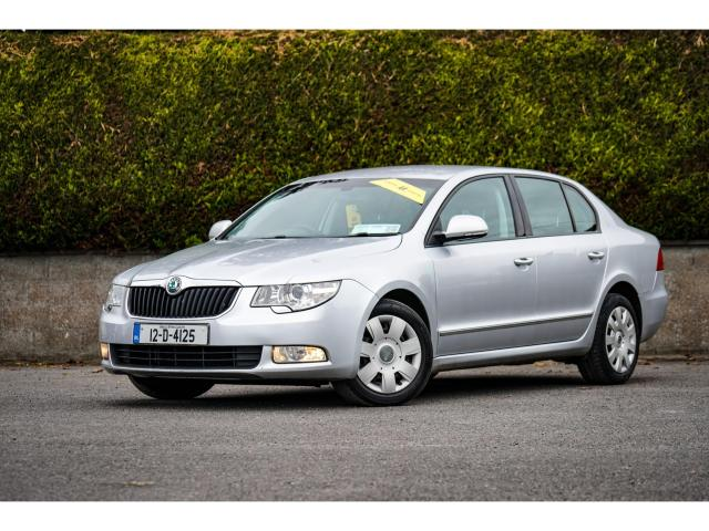 2012 Skoda Superb 1.6 TDI CR 105hp ACTIVE Greenline