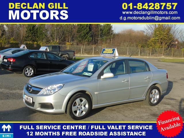 2010 Opel Vectra 1.6 Petrol