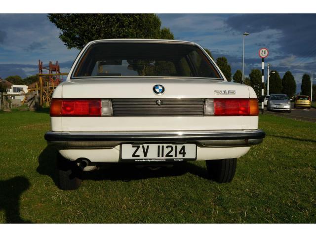 1982 BMW 316 - Image 10