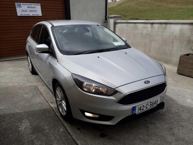 2014 Ford Focus ZETEC