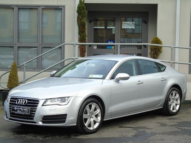 2012 Audi A7 TINY MILEAGE/1 OWNER