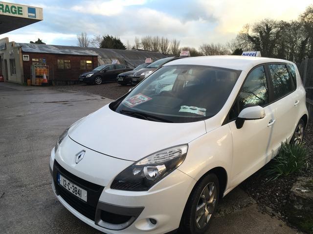 2012 Renault Scenic 1.5 Diesel