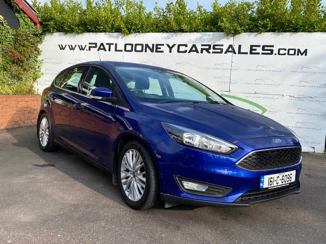 2016 Ford Focus 1.5 TDCi 95PS Zetec