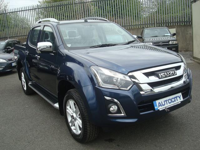 2018 Isuzu D-MAX New Model 1.9 164 BHP 5 Year /150,000kms Warranty
