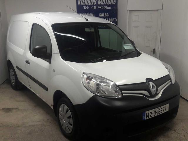 2014 Renault Kangoo 1.5 Diesel