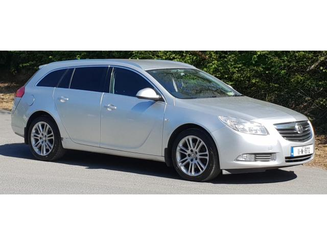 2011 Opel Insignia ESTATE / NEW NCT 2021!