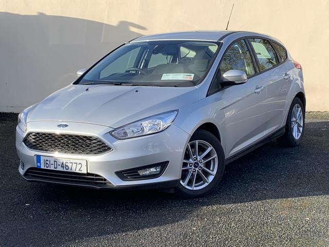 2016 Ford Focus 1.5 TDCI 95PS