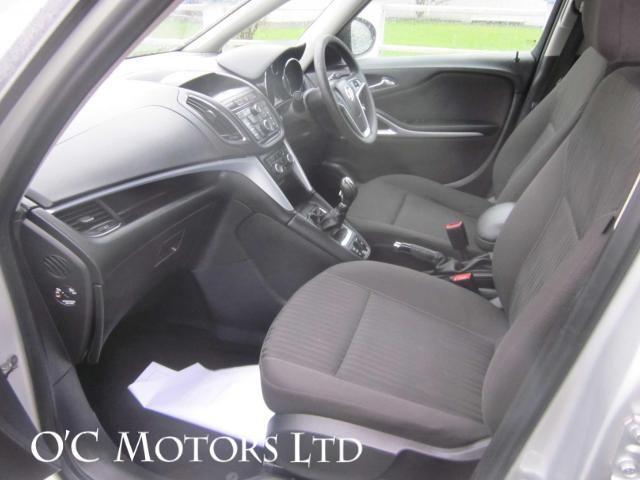 2012 Vauxhall Zafira Tourer - Image 8