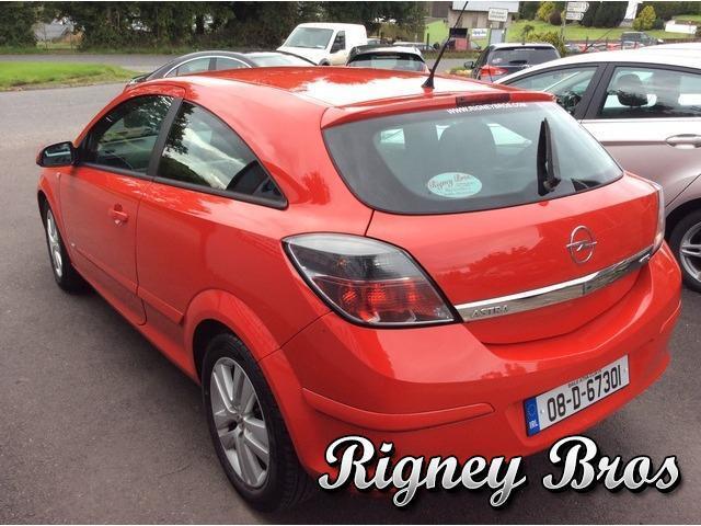 2008 Opel Astra - Image 4