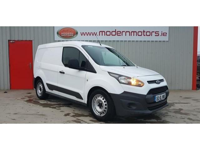2015 Ford Transit Connect tdci