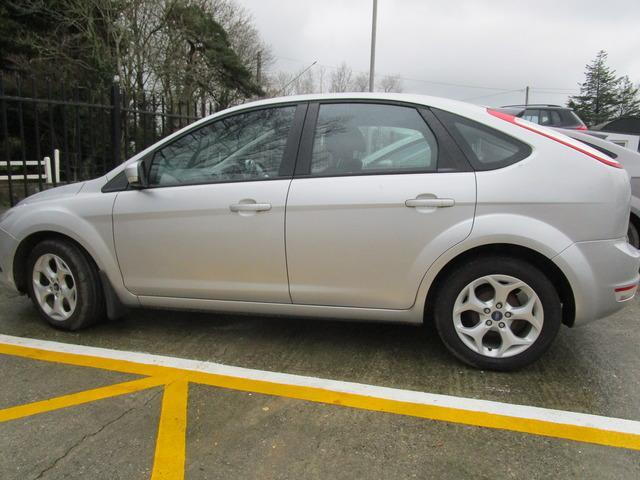 2011 Ford Focus 1.6 TDCI Style 108BHP 5DR