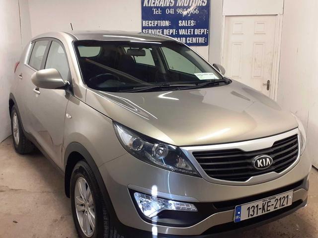2013 Kia Sportage 1.7 EX