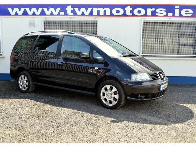 2010 SEAT Alhambra 1.9 TDI R 115BHP