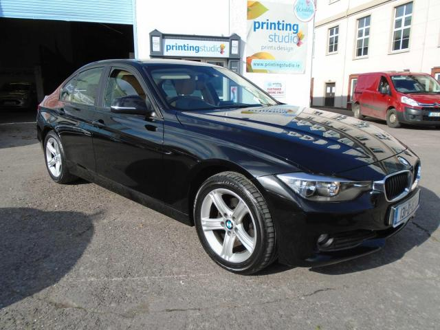 2013 BMW 3 Series 316D ES Z3AO 4DR