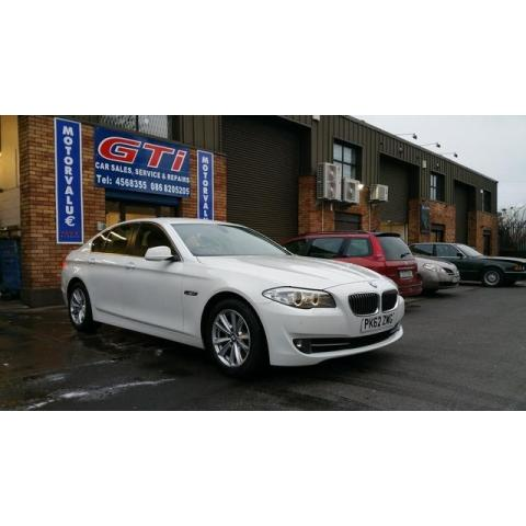2012 BMW 5-Series 2.0 520D SE