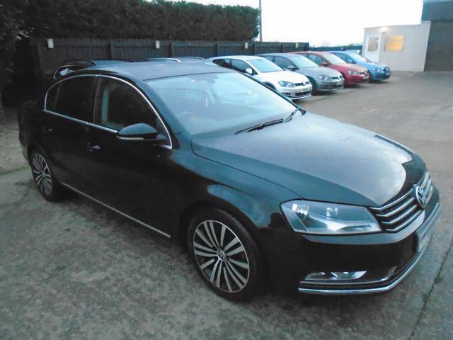 2013 Volkswagen Passat 2.0 Diesel