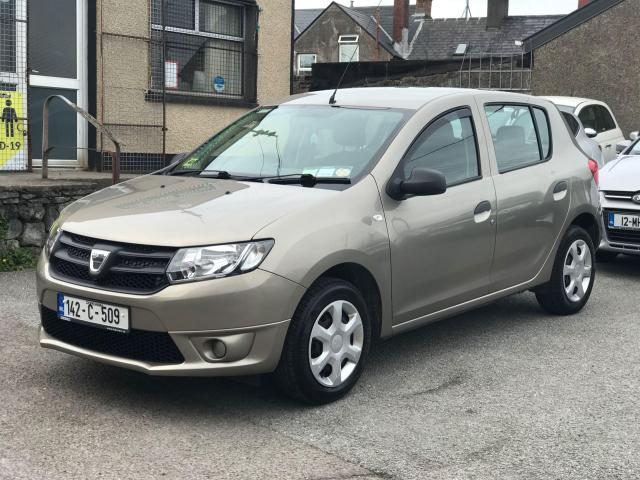 2014 Dacia Sandero 1.1 Petrol