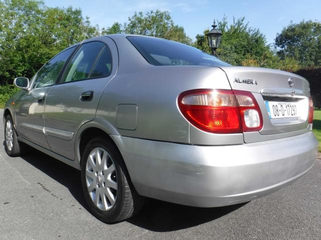2008 Nissan Almera - Image 13