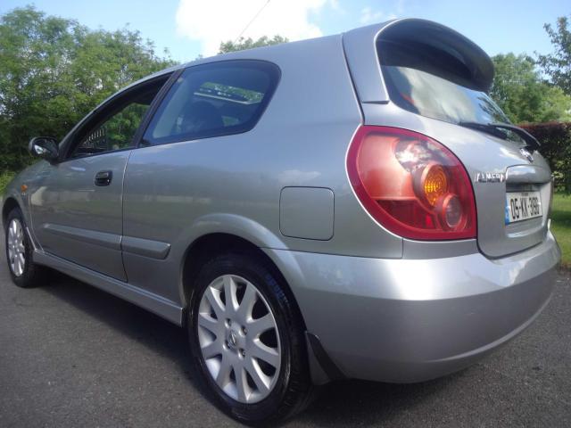 2005 Nissan Almera - Image 10