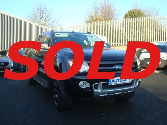 2015 Ford Ranger Wildtrak 3.2 200PS 4DR Auto