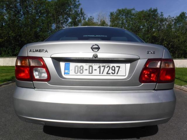 2008 Nissan Almera - Image 12