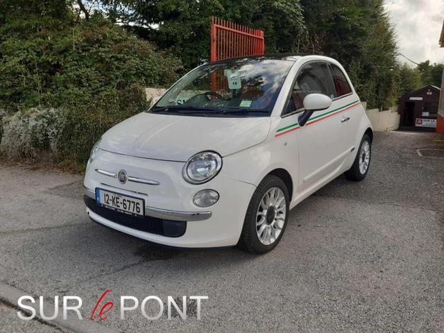 2012 Fiat 500 - Image 12