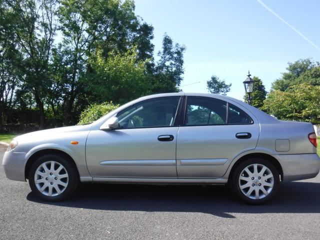 2008 Nissan Almera - Image 10