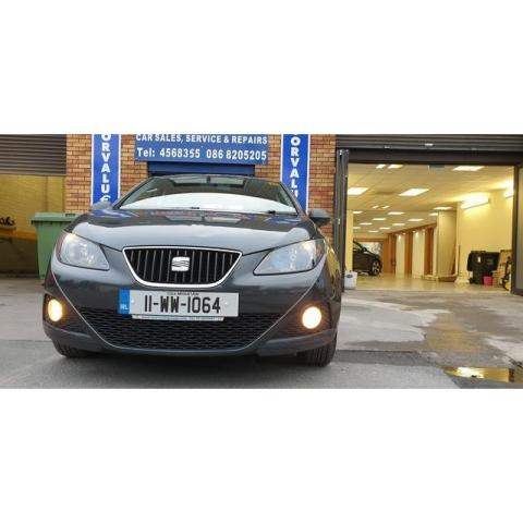 2011 SEAT Ibiza **SOLD**1.2 REFERENCE ST