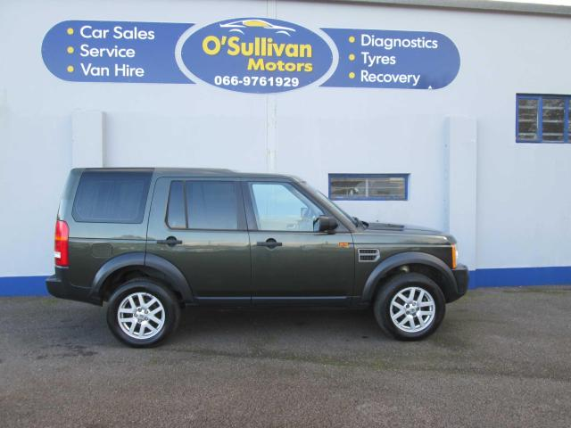 2007 Land Rover Discovery TDV6 S Auto
