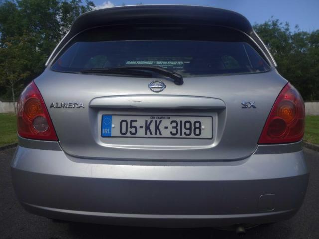 2005 Nissan Almera - Image 9