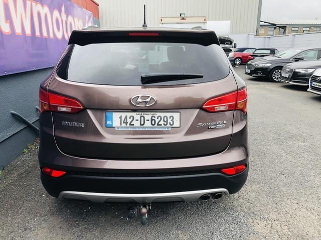 2014 Hyundai Santa Fe - Image 8