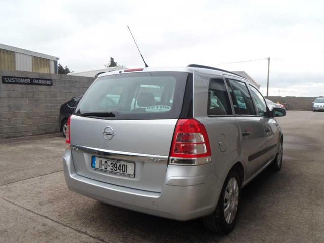 2011 Opel Zafira - Image 5