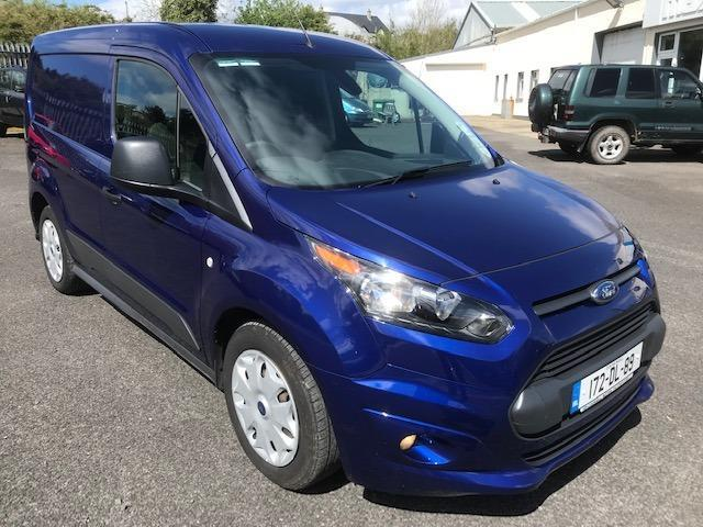 2017 Ford Transit Connect 1.5 Diesel
