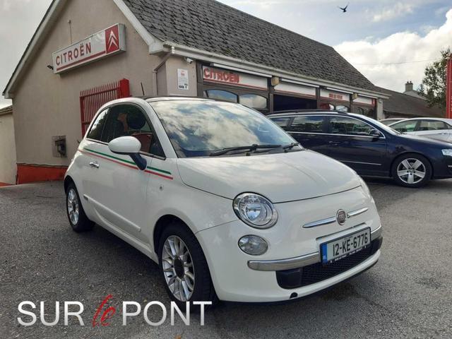 2012 Fiat 500 under 1.0 Petrol
